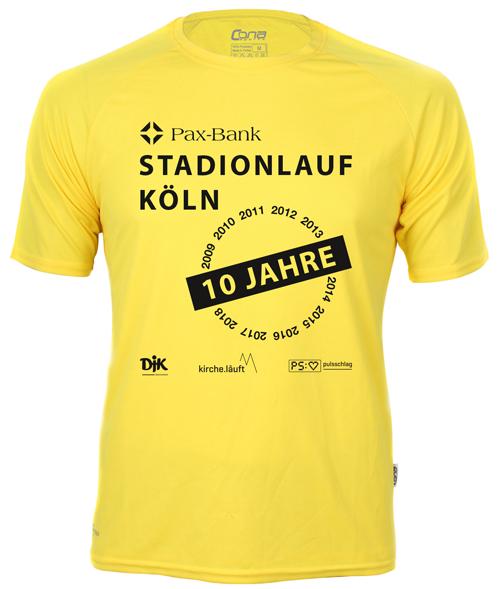 Stadionlauf-Shirt